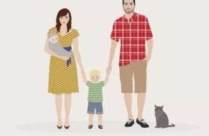 孩子是家庭的一面镜子