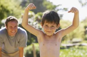 家有男孩堅持4個原則,給孩子不一樣的未來