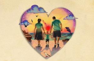 重组家庭应该如何和孩子相处?