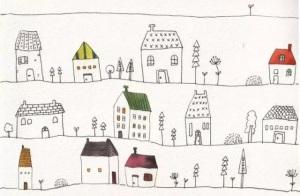 心理测试:选一栋房子,了解自己及对未来的期待