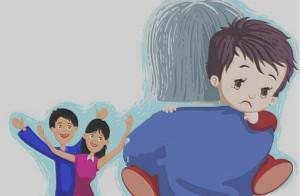 隔代抚养易导致儿童心理疾病