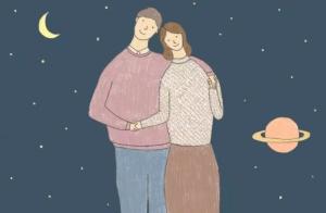 这才是婚后两个人最幸福的姿势,很感人