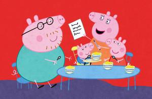 """小猪佩奇:戳中""""中国式家庭教育""""的7大痛点!"""