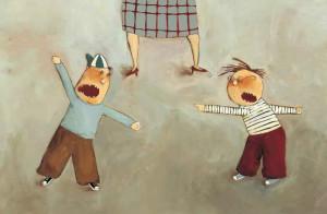 看见孩子捣乱时,90%的父母第一反应都错了