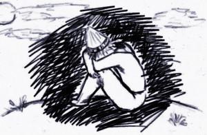 """抑郁症早期会有4句""""口头禅"""",请留意!"""