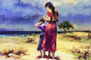 母親性(xing)格「平和(he)」——孩(hai)子成長的最(zui)大(da)動力