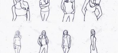 测试丨你的拍照习惯姿势,暴露你的性格