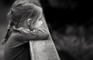 说出坏情绪 孩子少抑郁
