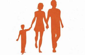 父母在孩子一生中扮演四種角色