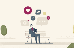 网络社交依赖症:网上无话不谈见面无话说