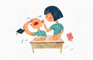 考試後,家長該如何對待孩(hai)子的成績(ji)?