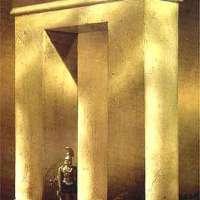 心理趣图——门、柱